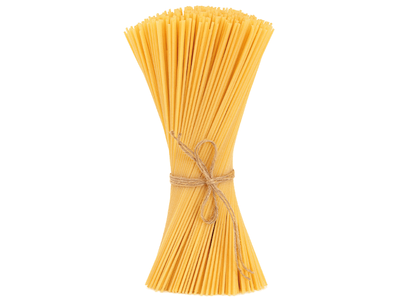 Spaghettone formato centoni