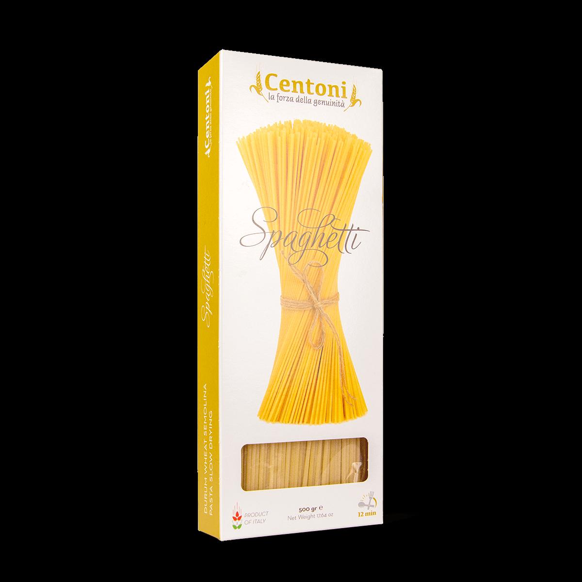 centoni spaghetti
